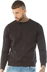 Brave Soul brushback fleece jersey sweatshirt
