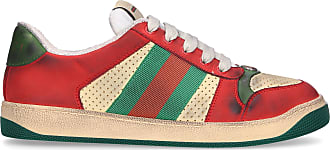 Gucci Sneakers Red STREET