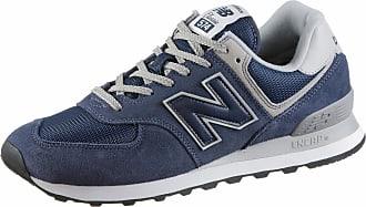 New Balance ML574 Sneaker Herren in black iris, Größe 46 1/2