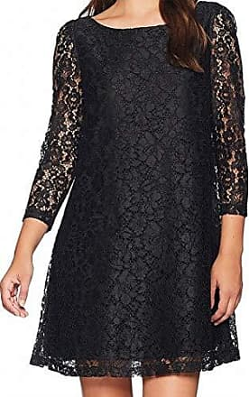 529b5528be Tahari by ASL Womens Long Sleeve LACE Shift Dress with Ribbon Bow in Back