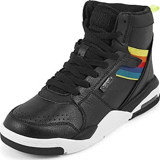 Zumba Air Classic Remix High Top Fitness Workout Dance Shoes for Women, Black 2, 10.5 UK