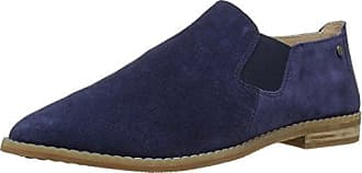 Hush Puppies Womens Analise Clever Flat, Royal Navy, 9.5 M US