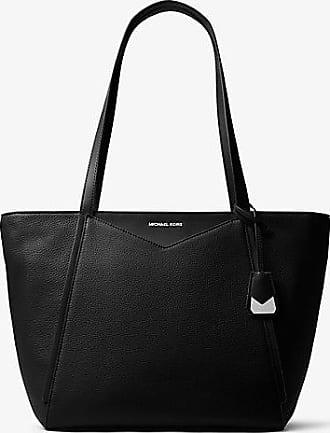 Details about Michael Kors Bag Sady LG Mf Tz Tote Bag Signature Vanilla Acorn New