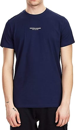 Weekend Offender Wo Tee Small Logo Print 2004 Half Sleeve T-Shirt XX-Large Navy