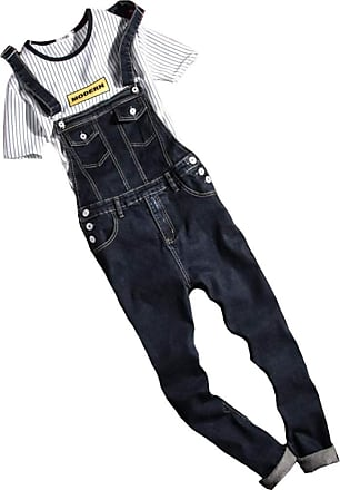 Vdual Korean Fashion Man Jumper Trouser Pants Material Distressed Ripped Jeans Dungarees Overalls Design Summer Fashion Clothing