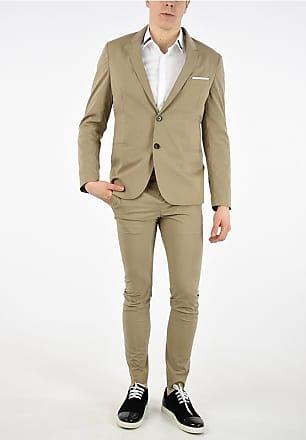Neil Barrett Cotton Blend Single Breast Suit size 52