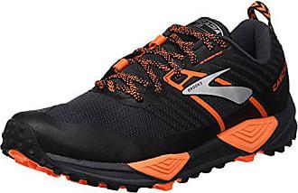 Brooks Chaussures Homme 45 EU de Orange Black Grey Cross Multicolore Cascadia 026 13 X1rwqEAxX