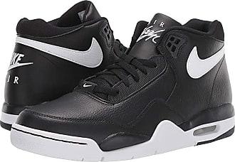 Nike Flight Legacy (White/Black/University Red) Mens Shoes