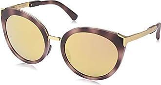 Oakley Womens Top Knot Cateye Sunglasses, Matte Rose Tortoise, 56.0 mm