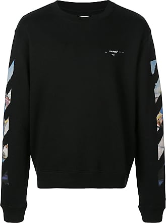 Off-white arrows sweatshirt - Black