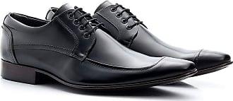 Di Lopes Shoes Sapato Social 100% de Couro (39)
