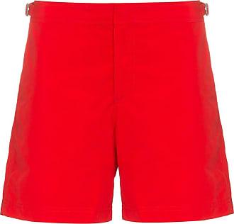 Orlebar Brown Short Bulldog - Vermelho