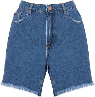 Cantão Bermuda Jeans Original - Azul