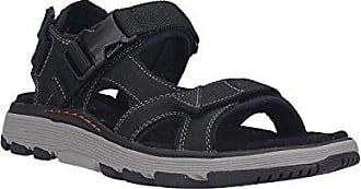 Clarks Heren Sandalen Zwart Maat 42