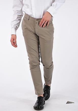 b0ee75b10817 Corneliani CC COLLECTION Stretch Cotton Chino Pants size 50