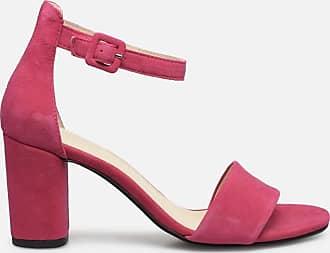 Vagabond Penny Flamingo Sandale - suede leather | flamingo | 37 - Flamingo