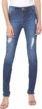 Morena Rosa Calça Jeans Morena Rosa Skinny Azul
