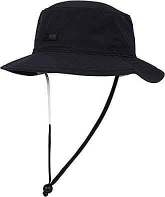 Billabong Mens Surftrek Sun Hat Black Heather One Size