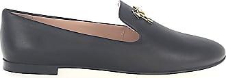 Giuseppe Zanotti Loafers DALIA calfskin Gem Logo black