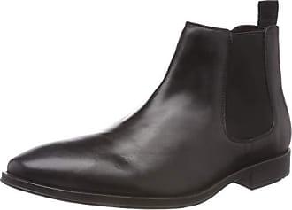 812e4e5aeaacf6 s.Oliver Herren 5-5-15300-21 001 Chelsea Boots Schwarz (