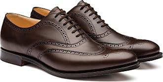 Churchs Nevada Leather Oxford Brogue Man Ebony Size 10,5