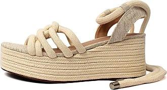 Damannu Shoes Sandália Thaila - Cor: Cru - Tamanho: 35