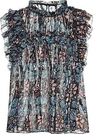 Ulla Johnson Nicola silk-blend blouse