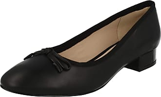 Ladies Clarks Low Heel Slip On Shoes Eliberry Isla