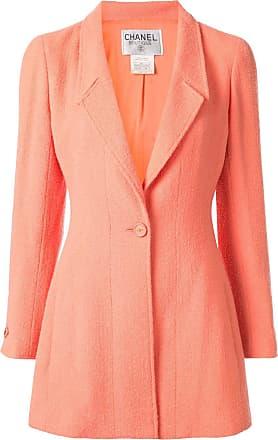 Chanel long sleeve jacket - Orange
