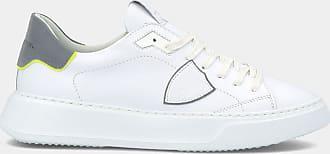 Philippe Model Sneakers - Temple Veau Reflex - Blanc