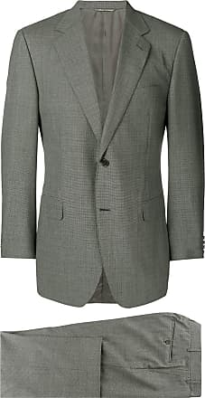 Canali boxy fit suit - Grey