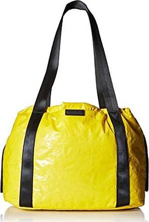 Kendall + Kylie Blake, yellow market fabric
