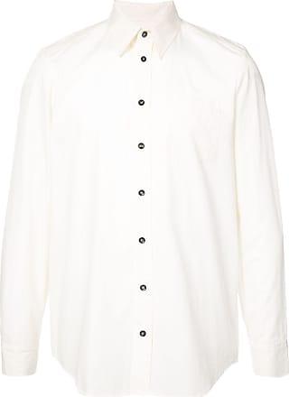 Yang Li Camisa com colarinho - Branco