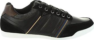 Kappa Men Shoes 303WBV0 SAWATI 914 Black Size 10.5 UK