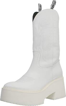Yellow Women Womens Boots Tijuana White 7.5 UK