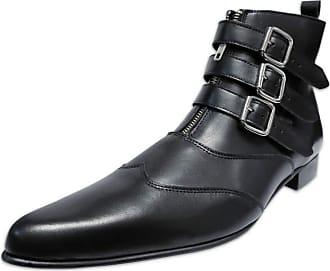 Undercover Mens Strange Blitz Boots Black UK 10/EU 44