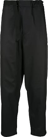 OAMC loose fit woven trousers - Black
