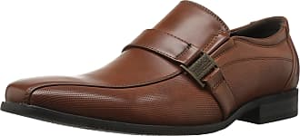 Unlisted by Kenneth Cole Mens Beautiful Ballad Slip-On Loafer, Cognac, 7.5 UK