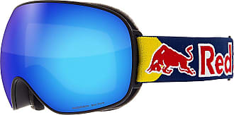 Red Bull Spect Eyewear MAGNETRON-011 Black blue snow / smoke with blue