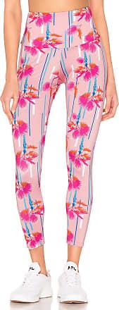 Onzie High Basic Midi Legging in Pink