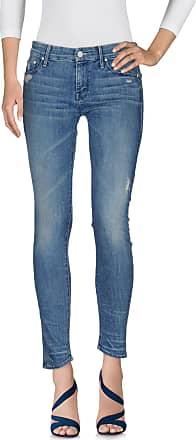 Mother JEANS - Pantaloni jeans su YOOX.COM