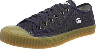 0370e1f5ff G-Star Rovulc Denim Low Sneakers, Zapatillas para Hombre, Azul (Blue (