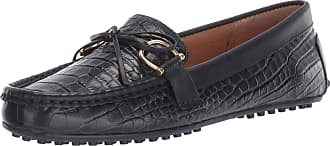 Lauren Ralph Lauren Lauren by Ralph Lauren Womens Briley II Driving Style Loafer, Lauren Navy/Lauren Navy, 4.5 UK