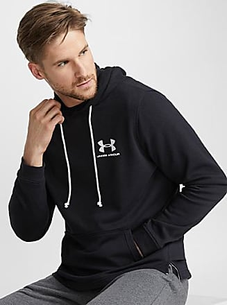 Under Armour Terry logo hoodie