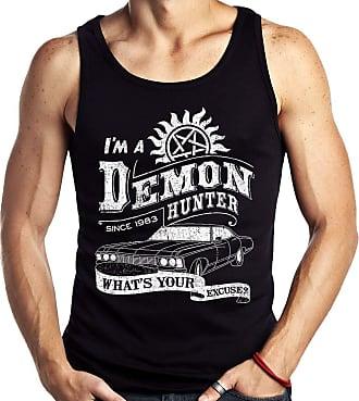Dragon Store Camiseta Regata Demon Hunter Sem Manga