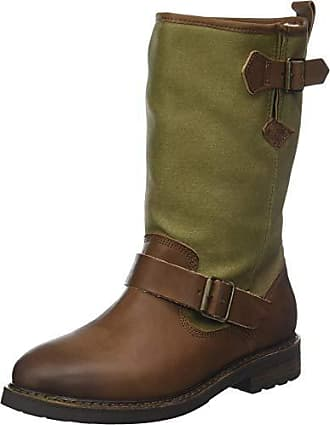5a1bdfb90bfbd Palladium BOLTI Mix CVS, Bottes   Bottines Motardes Femmes, Marron (Cognac  143)