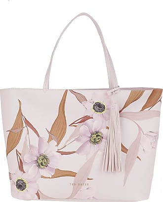 Ted Baker Shopping Bags - Varta Leather Shopper Light Pink - rose - Shopping Bags for ladies