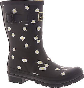 Joules womens Molly Welly Molly Welly Black Size: 5 UK