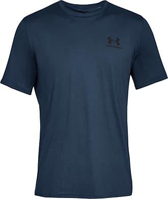 Under Armour Camiseta Sportstyle Left Chest Azul - Homem - P BR