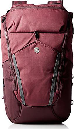 Victorinox by Swiss Army Altmont Active Deluxe Rolltop Laptop Backpack, Burgundy, One Size
